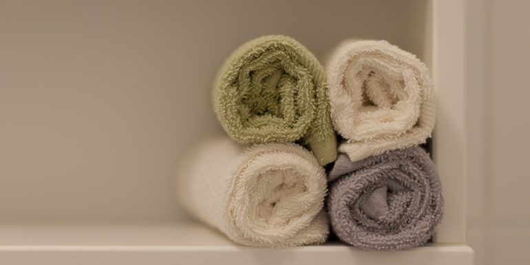 Cottage Stylistic hand towels