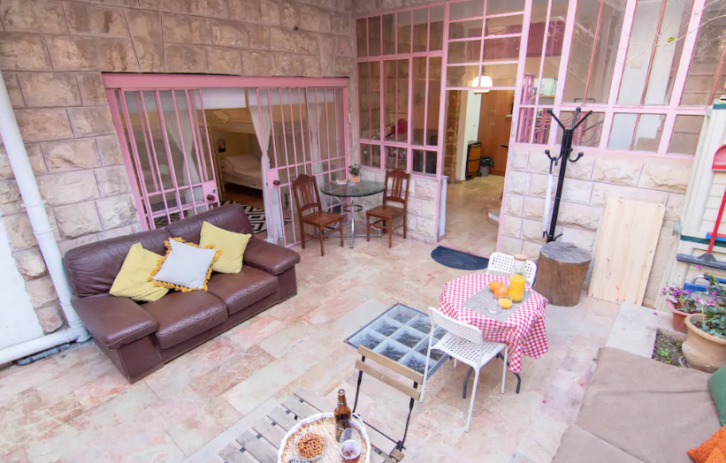 Ha-Rav Yitskhak Barashi Street – 3 Bdrm