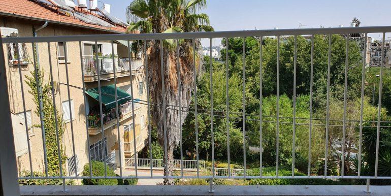 Chiz big balcony view